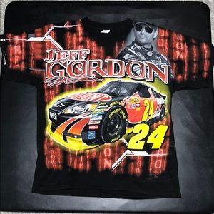 Jeff Gordon Matrix t shirt